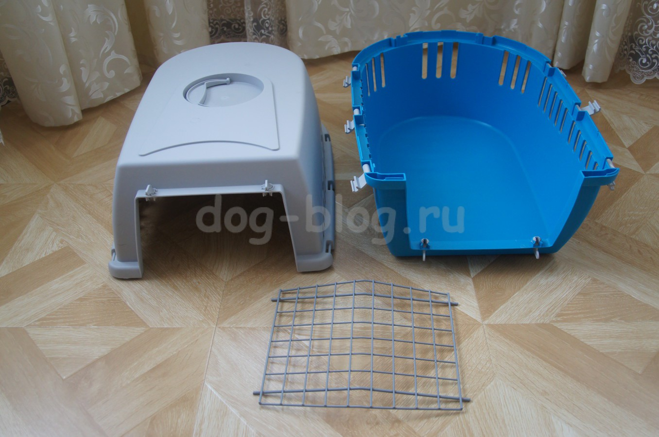 переноска для собак Savic Trotter 3