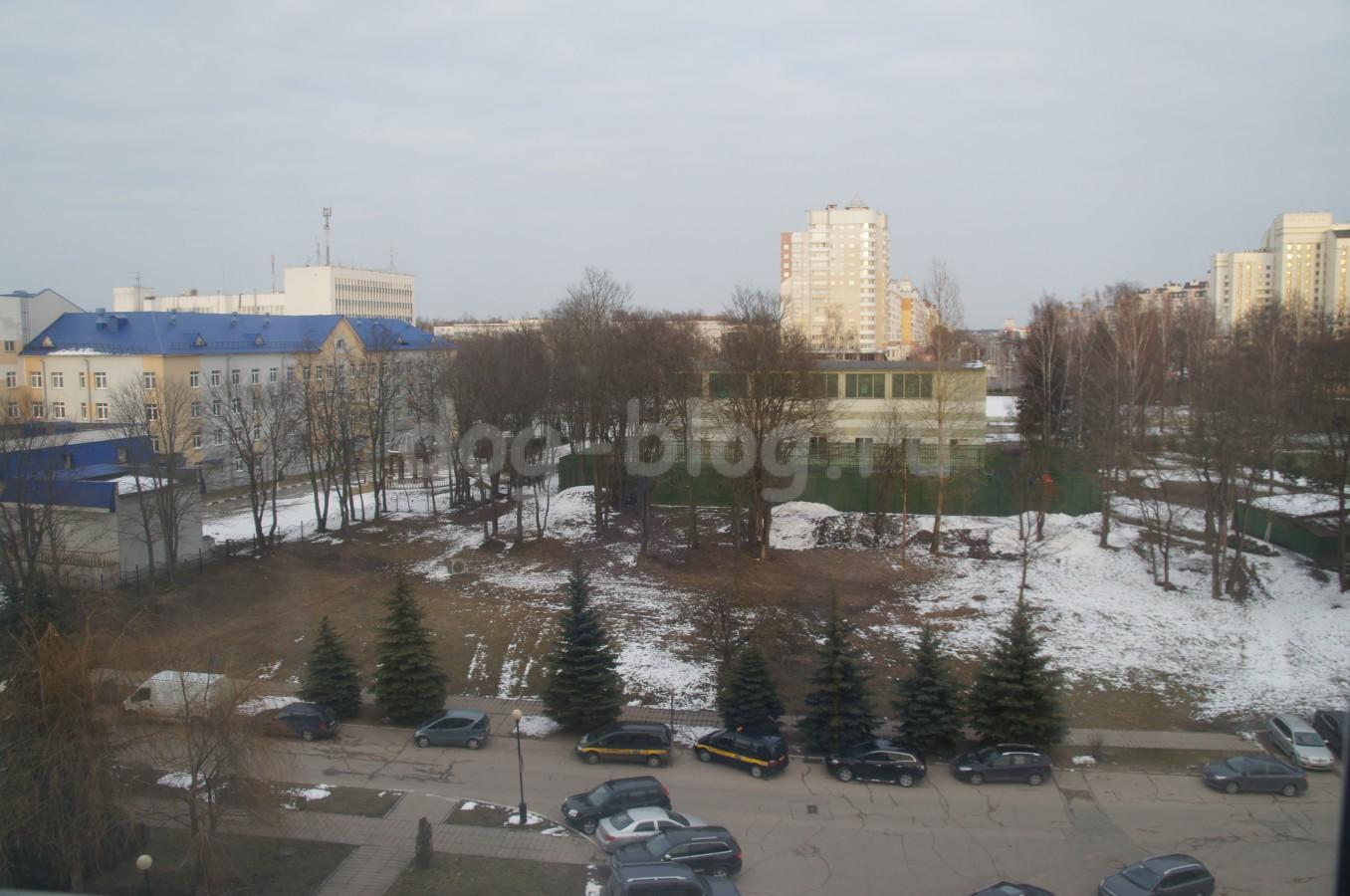 гостиница Ветразь