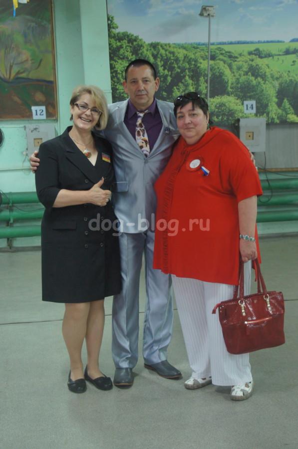 Эксперты на выставке в Минске