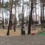 Территория отеля Boss Варшава