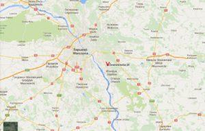 Отель Boss (Варшава) на карте