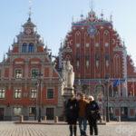 Поездка в Латвию с собакой на машине