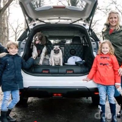 автомобиль для собак
