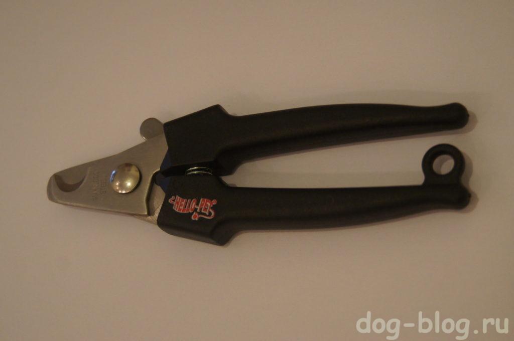 инструмент для стрижки когтей собаке