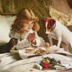 Чарльз Бартон Барбер и его картины с собаками