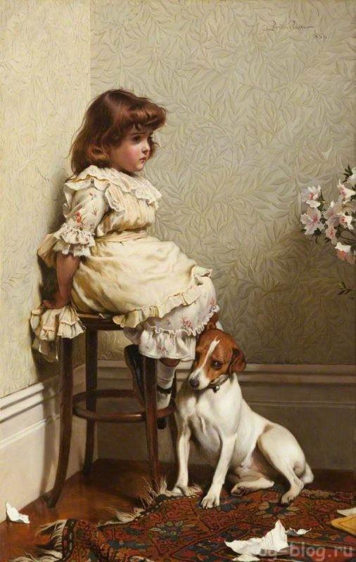 Картины Чарльза Барбера