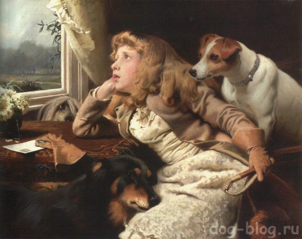 картина Чарльза Барбера
