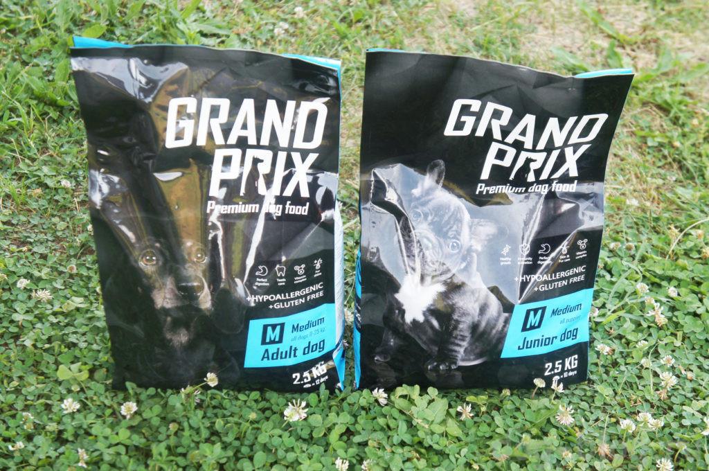 корм GRAND PRIX