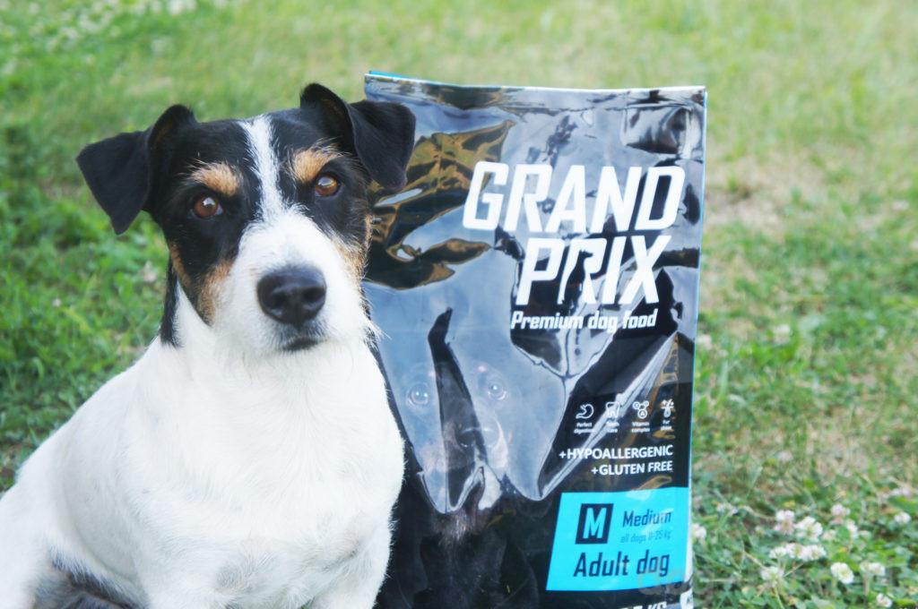 GRAND PRIX корм для собак