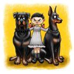 12 проблемных пород собак