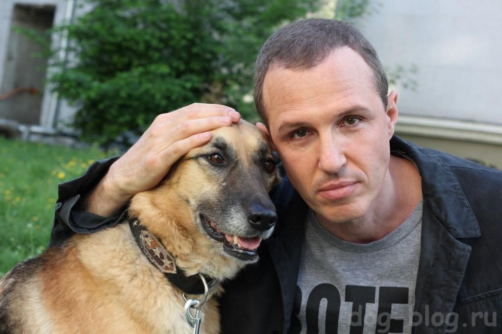 Игорь Верник  - высказывание о собаках
